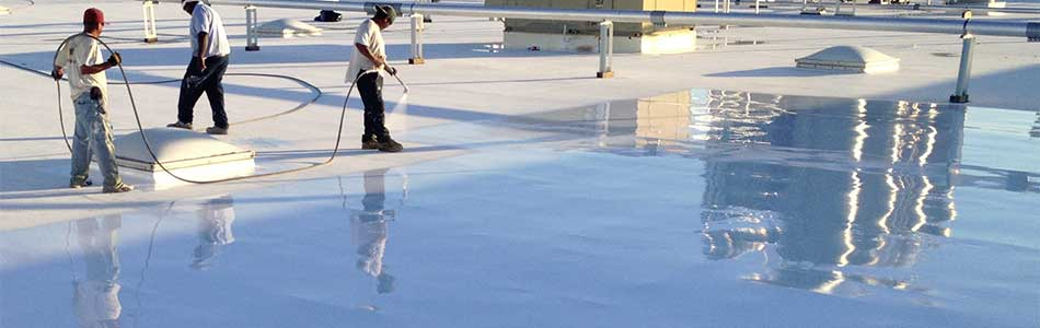 Roof Coatings - Elastomeric, Silicone, Single-Ply Dallas and North