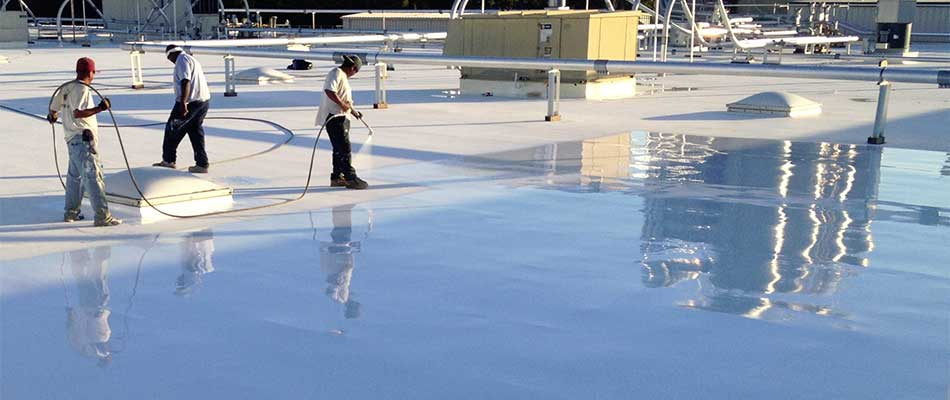Silicone Roof Coating Dallas